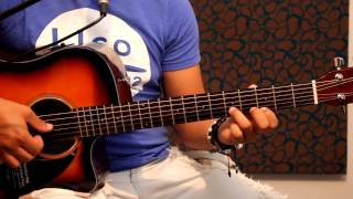Bailando - Enrique Iglesias - Video Tutorial Guitarra