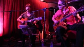 Fay Lovsky en Arthur Ebeling, and a Dutch blues number