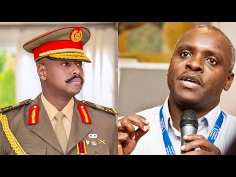 OLUTALO lwa Muhoozi Kainerugaba ne Kabushenga owa New Vision lusajjuse