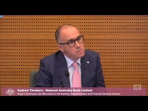 Banking RC: National Australia Bank has still not repaid customers for fees for no service