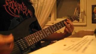 The Offspring Mota Guitar Cover