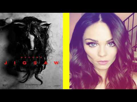 JIGSAW: Who is Laura Vandervoort Playing?