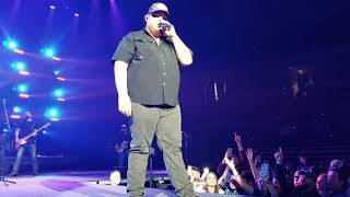 Luke Combs-she got the best of me