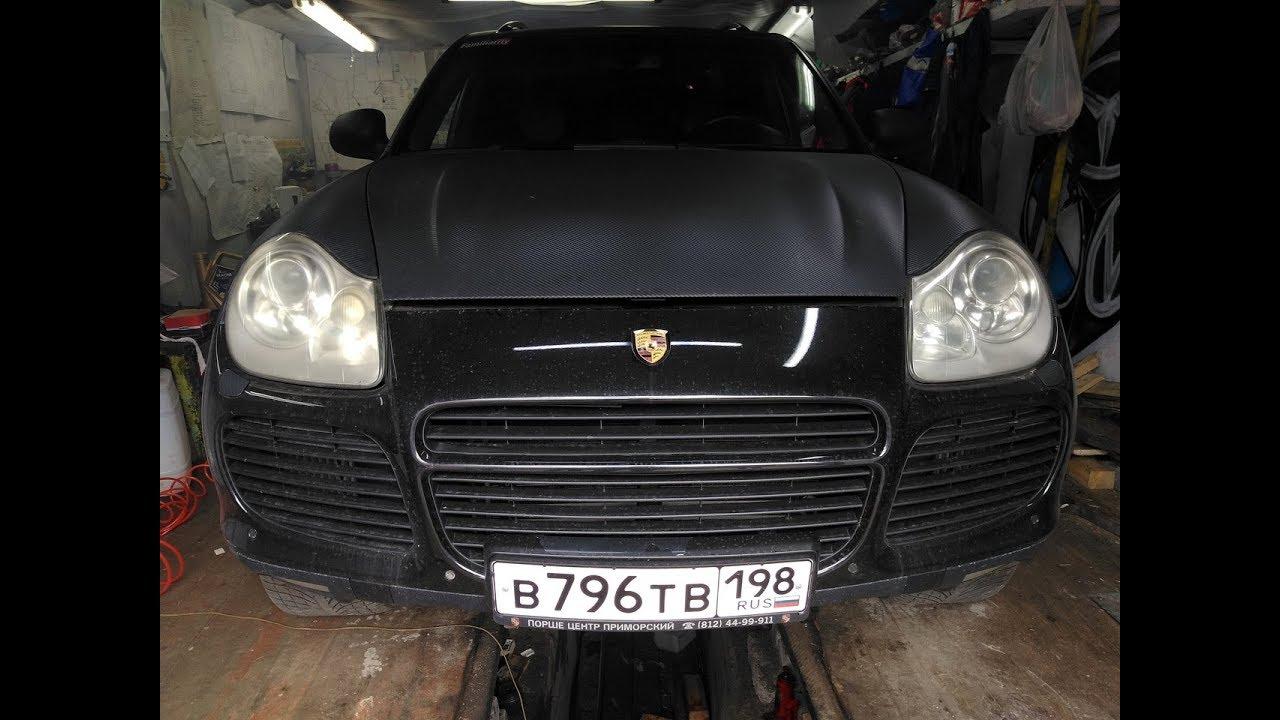 Убитый Porsche TURBO S за 330.000 р. Монстр. Эпизод 3.