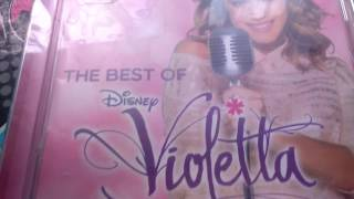 Baixar Unboxing płyty Violetta.