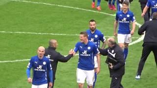 Video Gol Pertandingan Burnley vs Leicester City