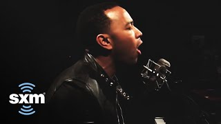 "John Legend ""All of Me"" // SiriusXM // The Heat"