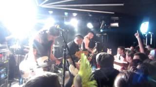 Broilers - Harter Weg (Go) (Live im Abart Zürich; 06.12.12)