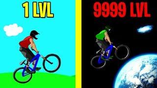 Bikes Hill ALL LEVELS! NEW GAME BIKES HILL WORLD RECORD!
