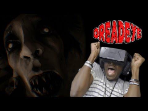 DREADEYE | Ouclus Rift DK2 | Horror Game |