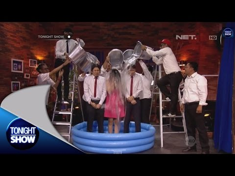 Ice Bucket Challenge Vincent, Desta dan Hesty
