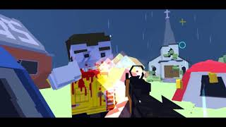 Blocky Zombie Survival - Free Game