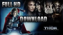 how to download THOR:THE DARK WORLD movie using utorrent web | TECH RIDER