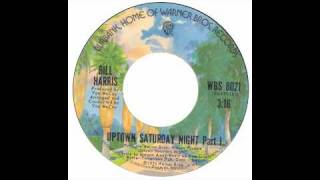 Bill Harris - Uptown Saturday Night - Warner Brothers