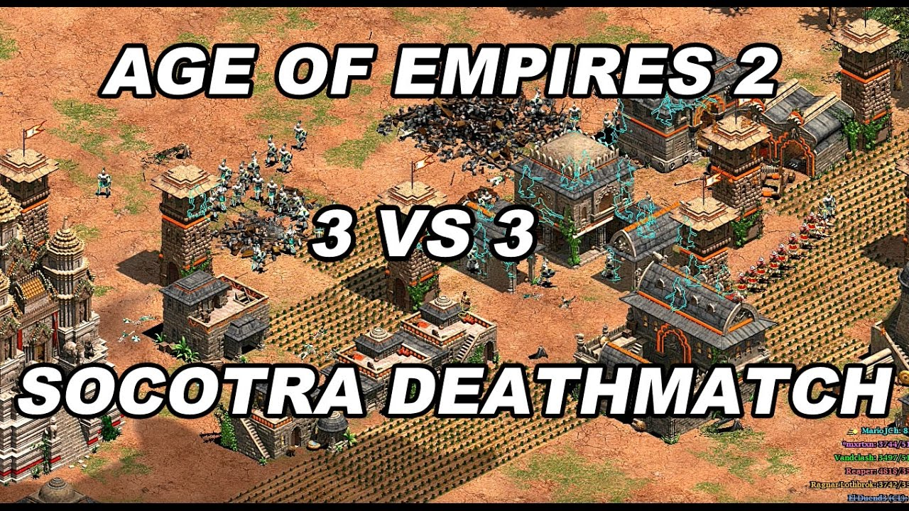 how to play age of empires 2 multiplayer