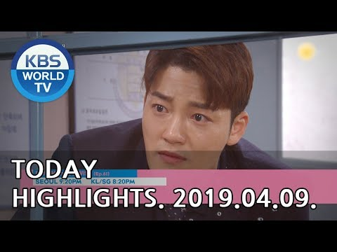 Today Highlights-It's My Life E106/Left-Handed Wife E61/My Fellow Citizens! E5-6[2019.04.09]