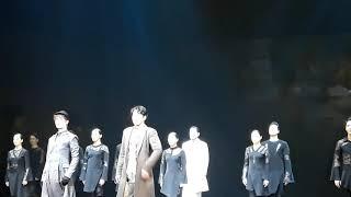 20200127 뮤지컬 그림자를 판 사나이 커튼콜
