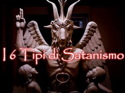 I 6 tipi di Satanismo