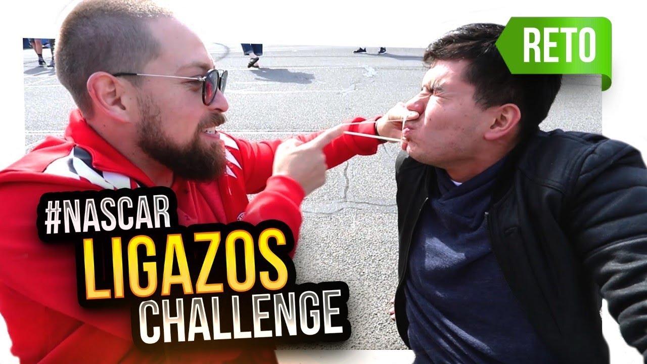 ligazos-challenge-con-nascar