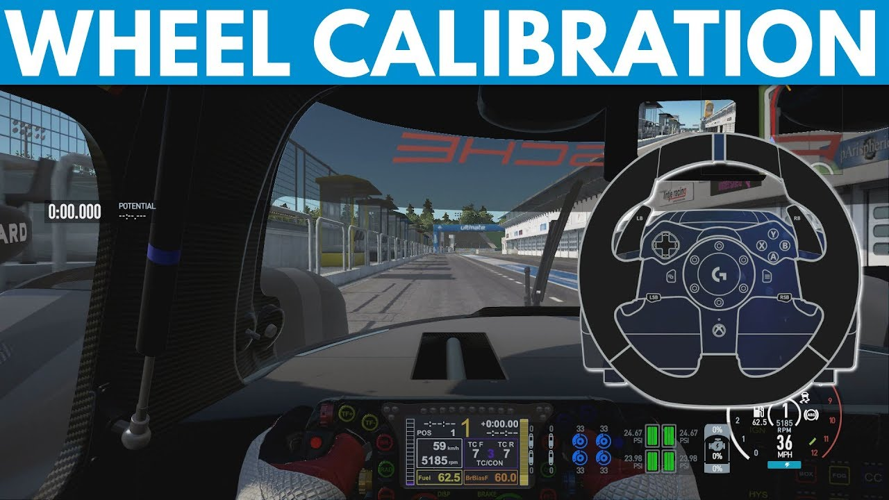 ee9daccf0d4 How To Calibrate Your Wheel in Project CARS 2 (Alternate Method ...