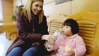 Rosie's Adoption Day   China Adoption   3 years later...