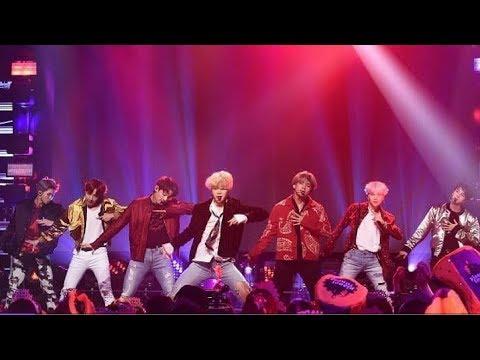 BTS (방탄소년단) - 'MIC Drop' Performance On Dick Clark's New Year's Rockin' Eve with Ryan Seacrest 2018
