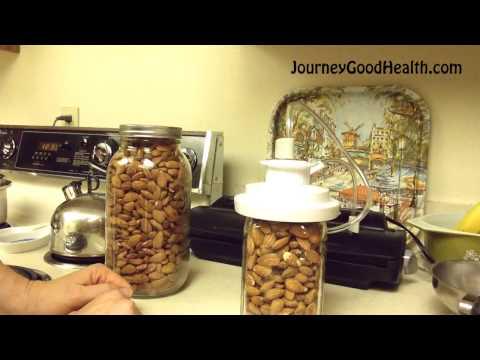 How To Vacuum Seal Mason Jars - FoodSaver