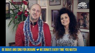 Потап и Настя поздравляют с Новым годом 2015!