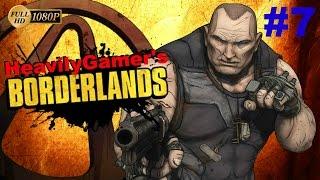 Borderlands 1 (Brick) Gameplay Walkthrough (PC) Part 7:Sniper Rifle Parts/Moe And Marley Killed