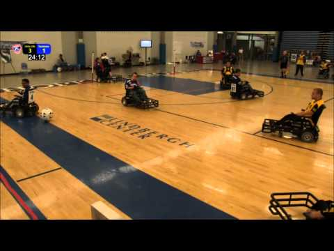 2013 USPSA Premier Cup Semifinal, Circle City Rollers Vs Turnstone Flyers