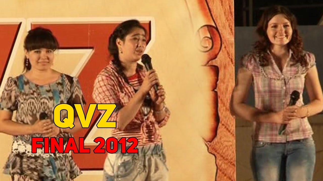 QVZ FINAL 30-MAY 2012   КВЗ ФИНАЛ 30-МАЙ 2012