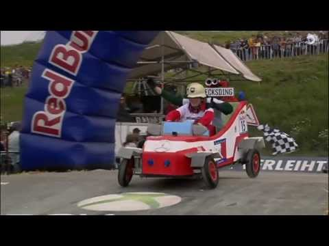Red Bull - Soapbox Race | Seifenkistenrennen 2013 in Herten Germany Highlights - Part 1