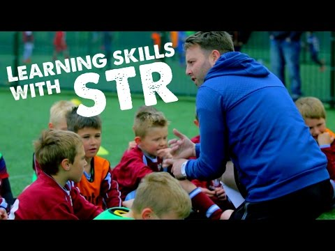 Learning skills, trick, turns with STRskillSchool
