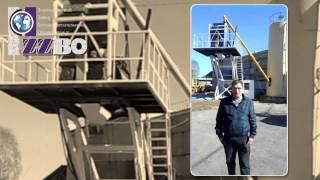 Отзыв №12 о работе мобильного бетонного завода КОМПАКТ-30 в г. Минск