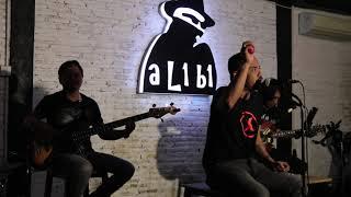 Viva La Vida - Coldplay by Doni Saputro X Jasmine AKustik Live At Alibi Cafe