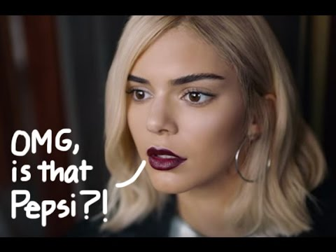 FULL HD Pepsi Ad Commercial with Kendall Jenner