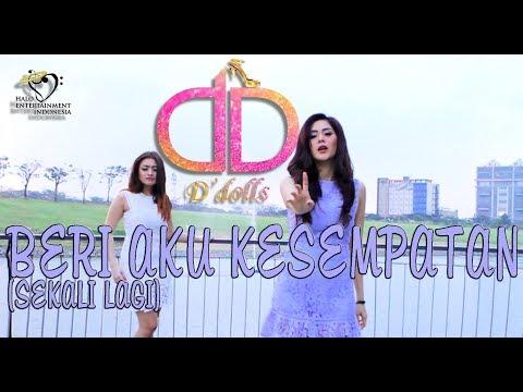DDOLLS - BERI AKU KESEMPATAN - OST. CAHAYA CINTA DI ANTEVE  #LAGU INDONESIA TERBARU