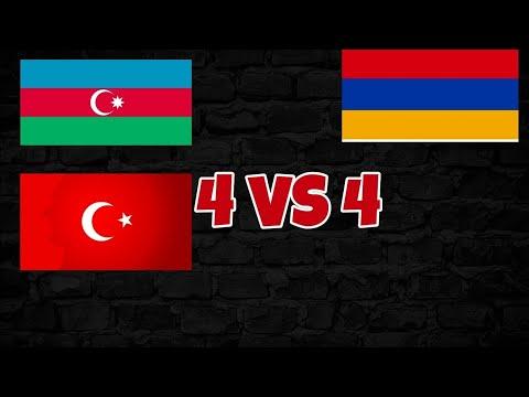 Pubg Mobile||Armenia🇦🇲🇦🇲 Vs 🇦🇿🇹🇷azerbaijan(Turcia)+20 Kills😈😈