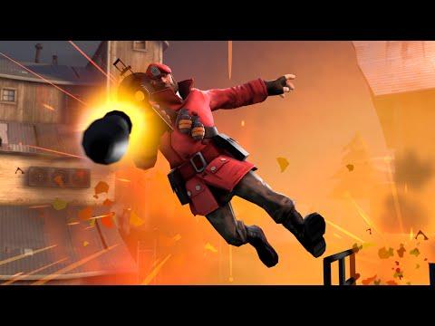 [TF2 Remix] SharaX - Rocket Jump Waltz