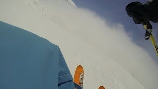 Skiing Sierra Nevada (Spain). Line Sick Day 110 testing. Thumbnail