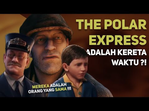 TEORI FILM LAINYA (THE POLAR EXPRESS) | Eps: Why The Polar Express Is Both Great And Creepy Movie