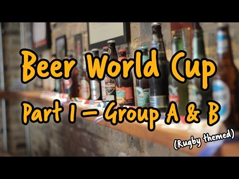 Better Wholesaling's Beer World Cup | Part 1/4 – Group Stages