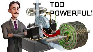 Tesla Turbine | The interesting engineering behind it