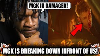 MGK - Glass House (feat. Naomi Wild) [Official Music Video] REACTION!