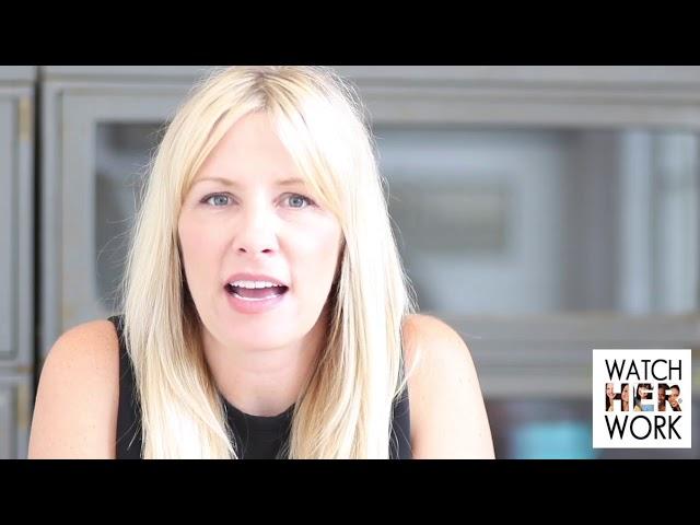 Entrepreneurship: Embrace Every Challenge, Aimee Woodall | WatchHerWorkTV