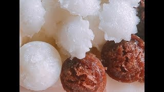BÁNH BÒ _ Làm Bánh Bò Hấp rể tre vừa dể và nhanh với bột Vĩnh Thuận _ TMThao