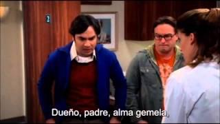 "TBBT - The Big Bang Theory. 7x15. ""Cinnamon eats all the chocolate candy"""