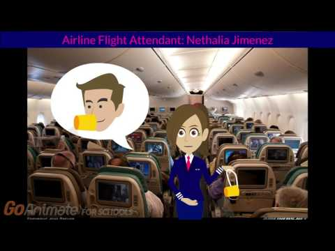 Oceanic Airlines Airbus A380-800 In-Flight/Pre-Flight Safety Video