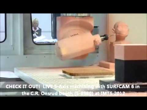 No Monkey Business with SURFCAM 6