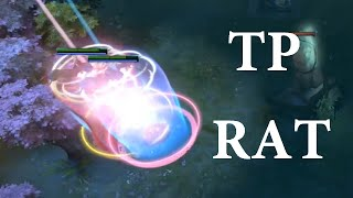 Familiar-TP  Rat Throne Dota 2